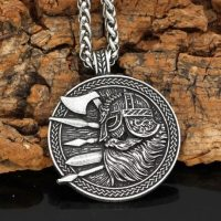 ff viking fighter necklace