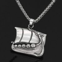 collier drakkar viking fbff