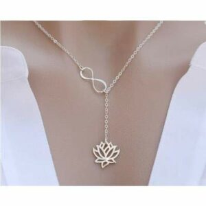 collier infini lotus decaad