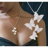 butterfly joy necklace dedb