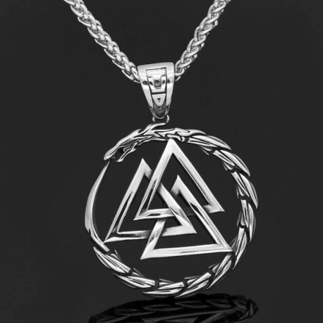 collier valknut fed