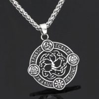 ffbf amulet viking necklace