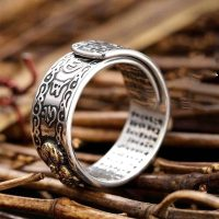 Ring Feng Shui Pixiu for men and women
