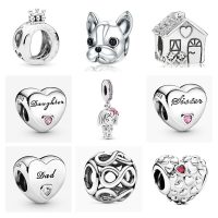 Pet Crown 925 Sterling Silver Original Pandora Jewelry New Collection