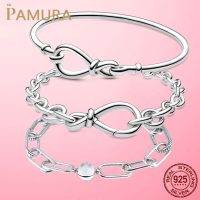 Pulseira - 2021 Sterling Silver Bracelet for Women, Original, Fashionable, Gift, New Collection 925